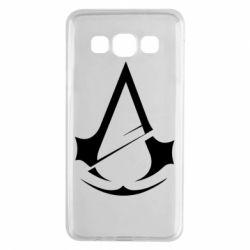 Чохол для Samsung A3 2015 Assassins Creed Logo