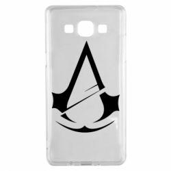 Чохол для Samsung A5 2015 Assassins Creed Logo