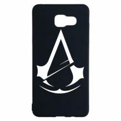 Чохол для Samsung A5 2016 Assassins Creed Logo