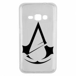 Чохол для Samsung J1 2016 Assassins Creed Logo