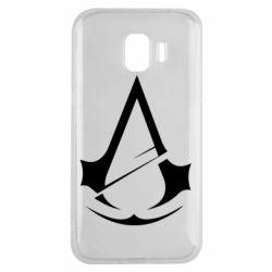 Чохол для Samsung J2 2018 Assassins Creed Logo