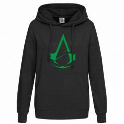 Толстовка жіноча Assassins Creed Logo