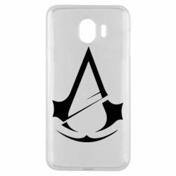 Чохол для Samsung J4 Assassins Creed Logo