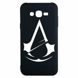 Чохол для Samsung J7 2015 Assassins Creed Logo