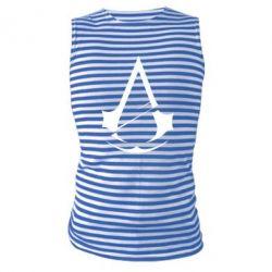 Майка-тільняшка Assassins Creed Logo