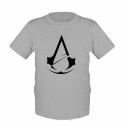 Дитяча футболка Assassins Creed Logo