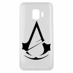 Чохол для Samsung J2 Core Assassins Creed Logo