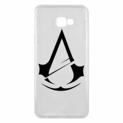 Чохол для Samsung J4 Plus 2018 Assassins Creed Logo