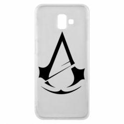 Чохол для Samsung J6 Plus 2018 Assassins Creed Logo
