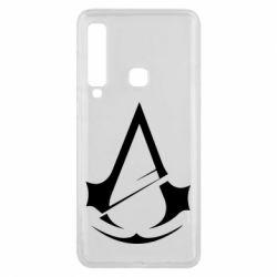 Чохол для Samsung A9 2018 Assassins Creed Logo