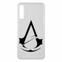 Чохол для Samsung A7 2018 Assassins Creed Logo