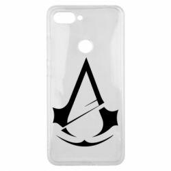 Чохол для Xiaomi Mi8 Lite Assassins Creed Logo