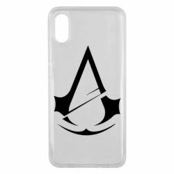 Чохол для Xiaomi Mi8 Pro Assassins Creed Logo