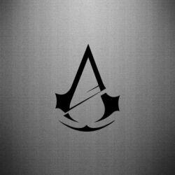 Наклейка Assassins Creed Logo
