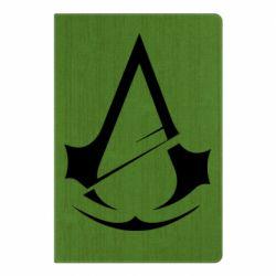 Блокнот А5 Assassins Creed Logo