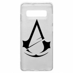 Чохол для Samsung S10+ Assassins Creed Logo
