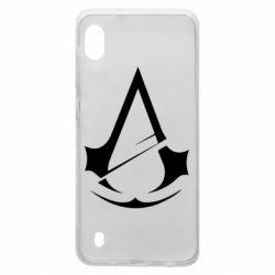 Чохол для Samsung A10 Assassins Creed Logo