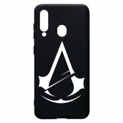 Чохол для Samsung A60 Assassins Creed Logo