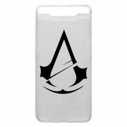 Чохол для Samsung A80 Assassins Creed Logo