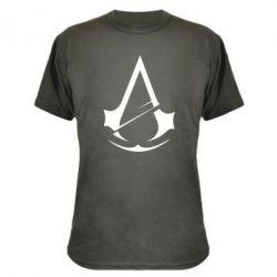 Камуфляжна футболка Assassins Creed Logo