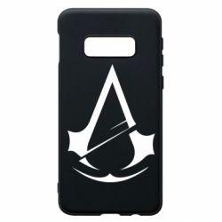 Чохол для Samsung S10e Assassins Creed Logo