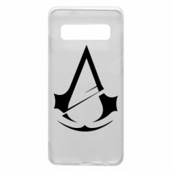 Чохол для Samsung S10 Assassins Creed Logo