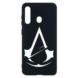Чохол для Samsung M40 Assassins Creed Logo