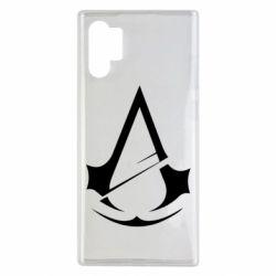 Чохол для Samsung Note 10 Plus Assassins Creed Logo