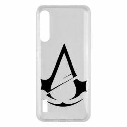 Чохол для Xiaomi Mi A3 Assassins Creed Logo