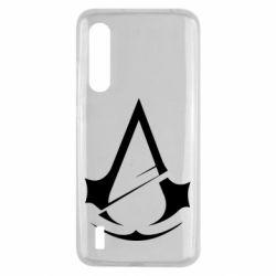 Чохол для Xiaomi Mi9 Lite Assassins Creed Logo