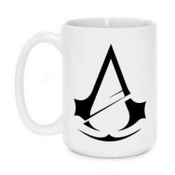 Кружка 420ml Assassins Creed Logo