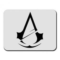 Килимок для миші Assassins Creed Logo