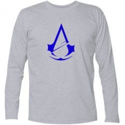 Футболка з довгим рукавом Assassins Creed Logo