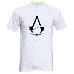 Чоловіча спортивна футболка Assassins Creed Logo