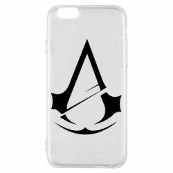 Чохол для iPhone 6/6S Assassins Creed Logo