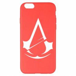 Чохол для iPhone 6 Plus/6S Plus Assassins Creed Logo