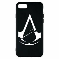 Чохол для iPhone 7 Assassins Creed Logo
