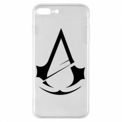 Чохол для iPhone 7 Plus Assassins Creed Logo