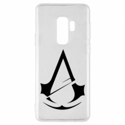 Чохол для Samsung S9+ Assassins Creed Logo