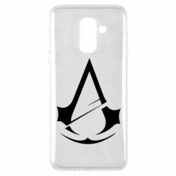 Чохол для Samsung A6+ 2018 Assassins Creed Logo