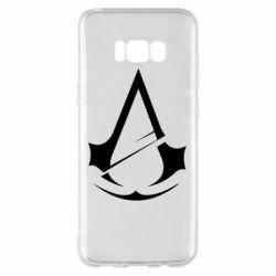 Чохол для Samsung S8+ Assassins Creed Logo