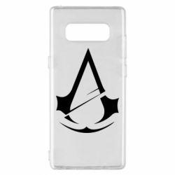 Чохол для Samsung Note 8 Assassins Creed Logo