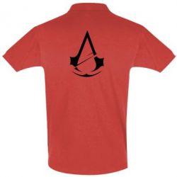 Футболка Поло Assassins Creed Logo