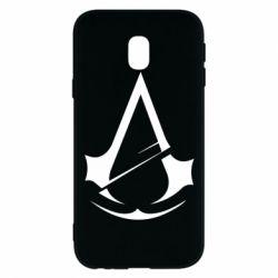 Чохол для Samsung J3 2017 Assassins Creed Logo
