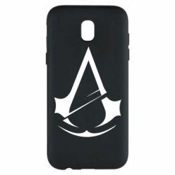 Чохол для Samsung J5 2017 Assassins Creed Logo