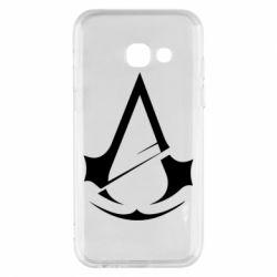 Чохол для Samsung A3 2017 Assassins Creed Logo