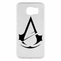 Чохол для Samsung S6 Assassins Creed Logo