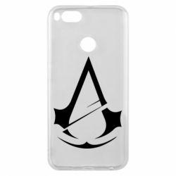 Чохол для Xiaomi Mi A1 Assassins Creed Logo