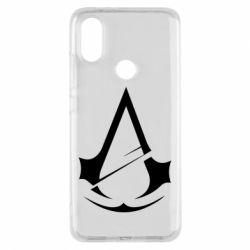 Чохол для Xiaomi Mi A2 Assassins Creed Logo
