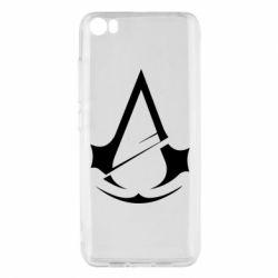 Чохол для Xiaomi Mi5/Mi5 Pro Assassins Creed Logo